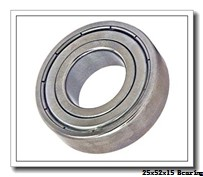 25 mm x 52 mm x 15 mm  NTN EC-6205LLU deep groove ball bearings