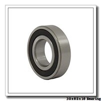 30 mm x 62 mm x 16 mm  ISB 6206-2RS BOMB deep groove ball bearings