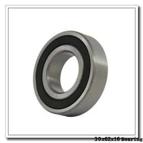 30 mm x 62 mm x 16 mm  SKF BSA 206 CG-2RZ thrust ball bearings