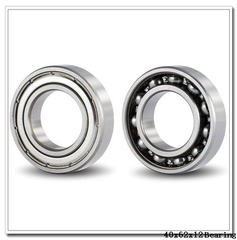 40 mm x 62 mm x 12 mm  NTN 6908LLU deep groove ball bearings