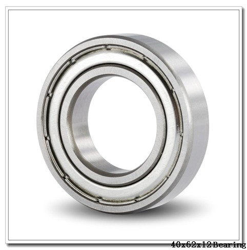 40 mm x 62 mm x 12 mm  NTN 7908UADG/G7UP-4 angular contact ball bearings