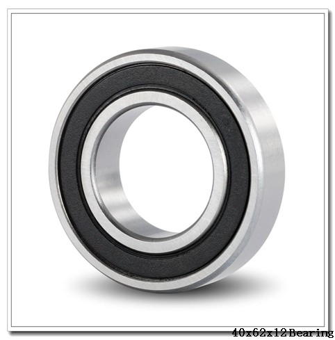 40 mm x 62 mm x 12 mm  SNR 71908HVUJ74 angular contact ball bearings