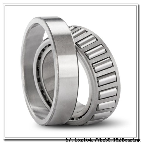 57,15 mm x 104,775 mm x 29,317 mm  KOYO 469/453X tapered roller bearings