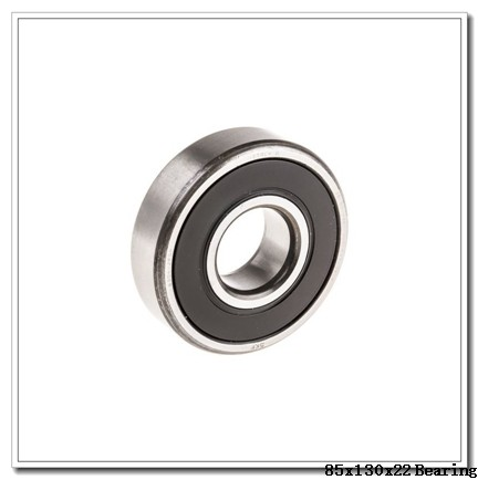 85 mm x 130 mm x 22 mm  NTN 2LA-BNS017LLBG/GNP42 angular contact ball bearings