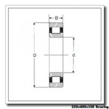 220 mm x 400 mm x 108 mm  ISO 22244 KW33 spherical roller bearings