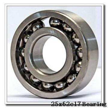 25 mm x 62 mm x 17 mm  NTN 7305CGD2/GNP4 angular contact ball bearings