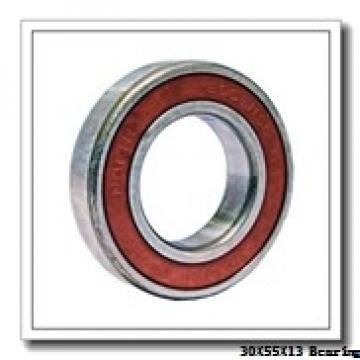 30 mm x 55 mm x 13 mm  ISB 6006-RZ deep groove ball bearings