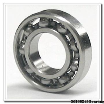 30 mm x 55 mm x 13 mm  ISB 6006-ZZ deep groove ball bearings