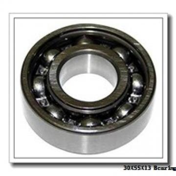 30 mm x 55 mm x 13 mm  NACHI 7006C angular contact ball bearings