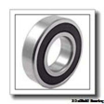 30 mm x 62 mm x 16 mm  ISO 7206 C angular contact ball bearings
