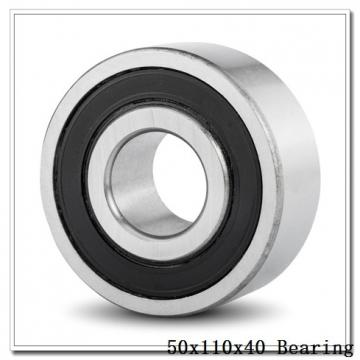 50 mm x 110 mm x 40 mm  NTN NU2310 cylindrical roller bearings