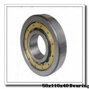 50 mm x 110 mm x 40 mm  KOYO UK310 deep groove ball bearings