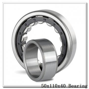 50 mm x 110 mm x 40 mm  ISO 2310 self aligning ball bearings