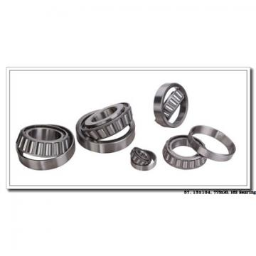 57,15 mm x 104,775 mm x 29,317 mm  NSK 462/453X tapered roller bearings