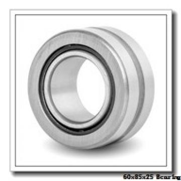 60 mm x 85 mm x 25 mm  ISO SL024912 cylindrical roller bearings