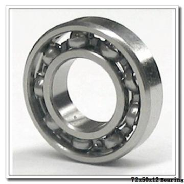 50 mm x 72 mm x 12 mm  SKF W 61910-2RS1 deep groove ball bearings
