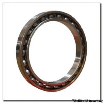 50 mm x 72 mm x 12 mm  SKF 71910 ACE/P4A angular contact ball bearings