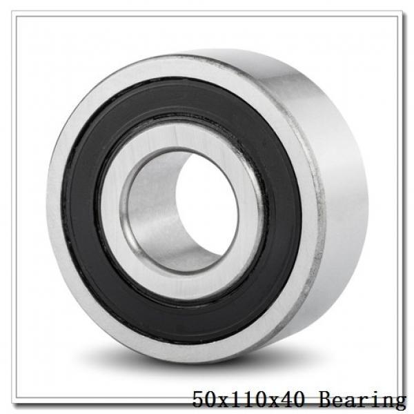 50 mm x 110 mm x 40 mm  NKE 22310-E-K-W33+AHX2310 spherical roller bearings #2 image