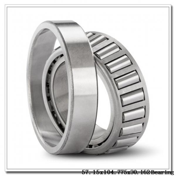 57,15 mm x 104,775 mm x 29,317 mm  Timken 469/453X tapered roller bearings #1 image